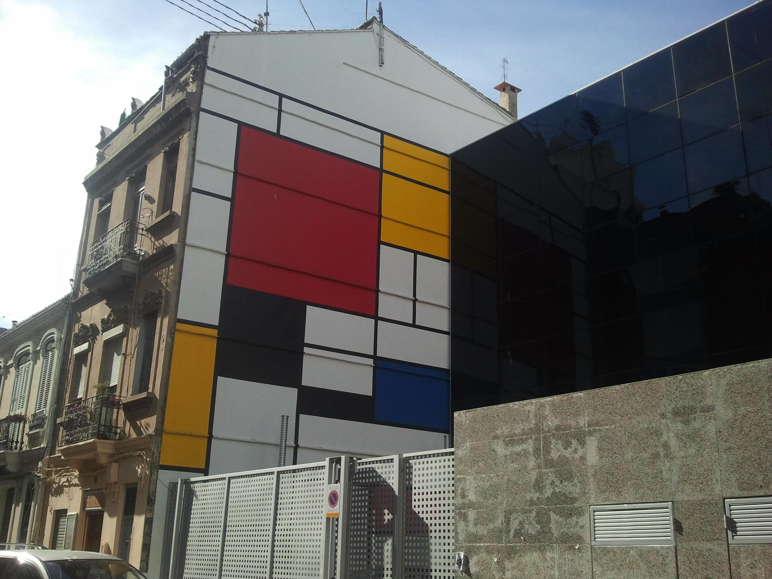 medianeras som arquitectura